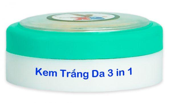Kem trắng da 3IN1